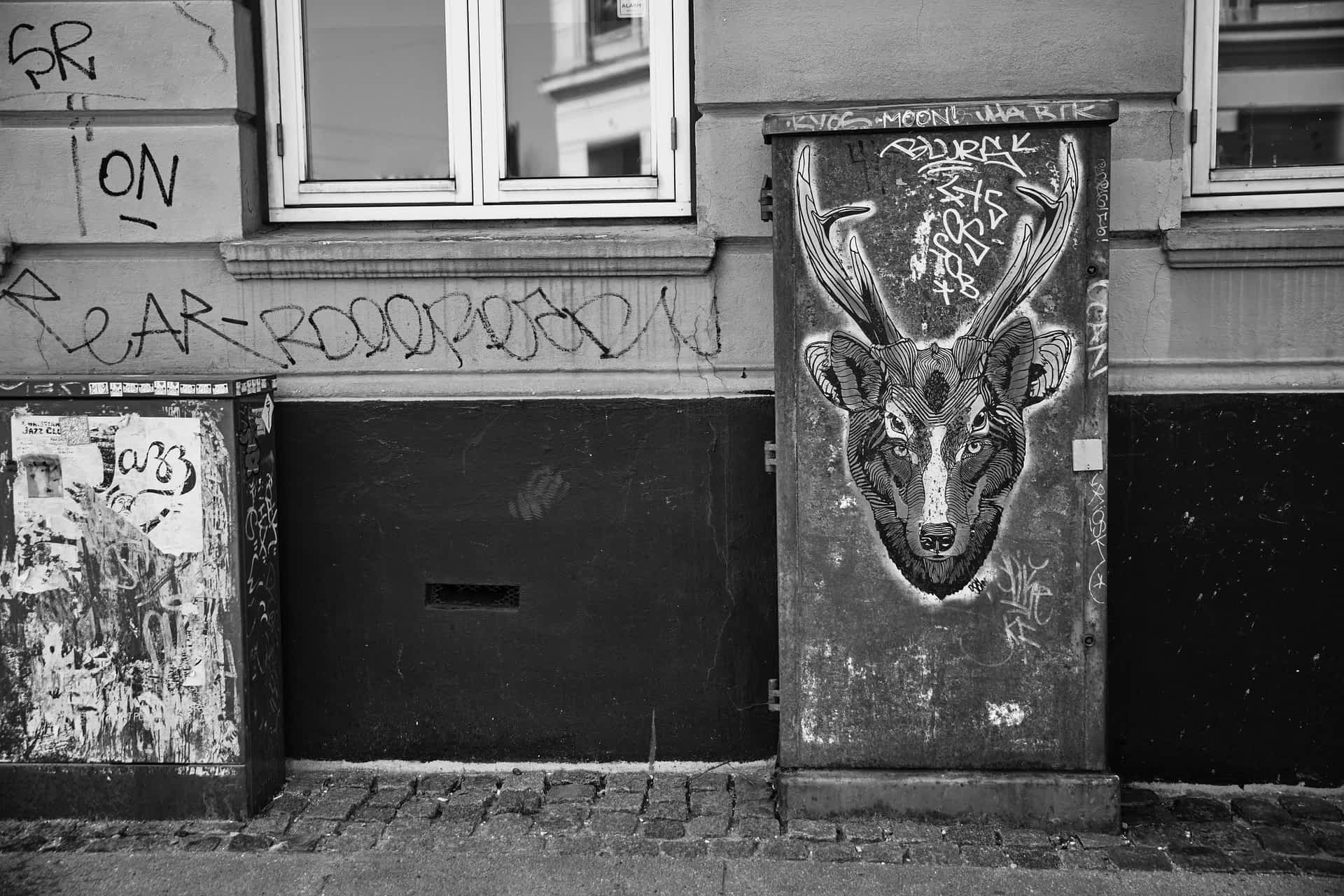 Vesterbro - Street Art