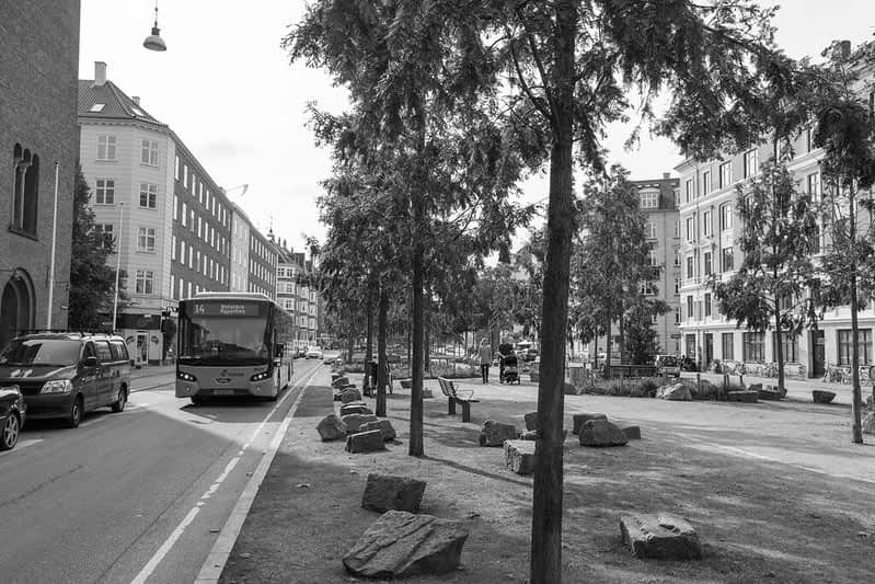 Sønder Boulevard - Vesterbro København